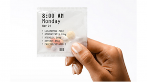 pill pouch service glenrothes