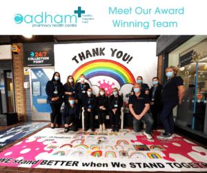 Award Winning Team Cadham
