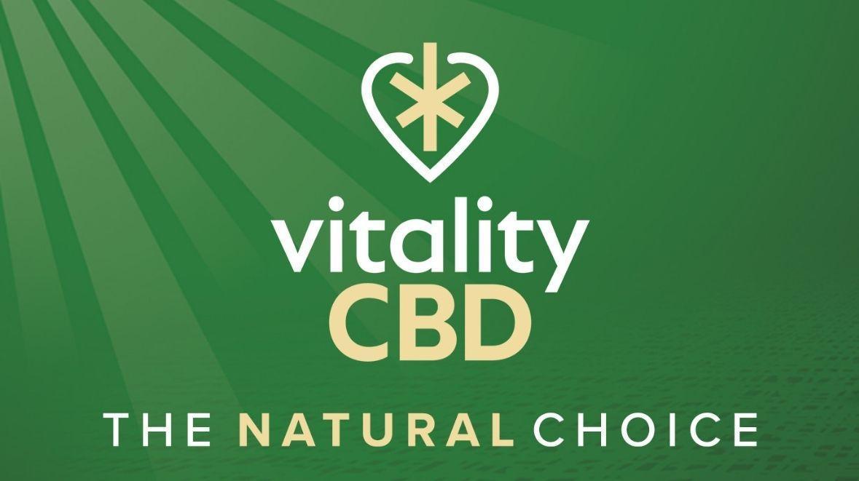 Vitality CBD available at Cadham Pharmacy